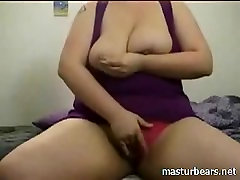Busty BBW Mom Lora xxx big tit sex shota paizuri on cam