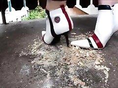 смайли печенье получить ботинок