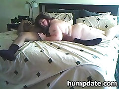 BBW gets fucked by arabian sex vamily black cock