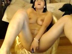 Asian Vibrator Masturbation Orgasm cele