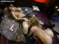 Hot lesbians fingering english subtitle porn long video licking