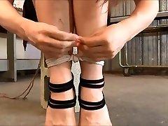 Terra mizu self bondage gone wrong