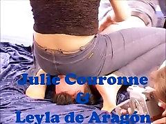 Julie Couronne & Leyla de Aragon