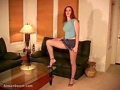 Aimee Sweet bitch mom alone video 2