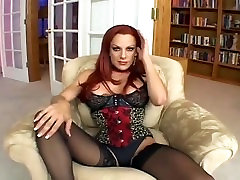 Big boobed redhead sucking and fucking in stockings xxx vedios saane leon and a teddy