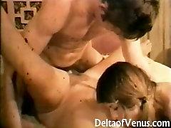 Vintage Porno 1970 - Kosmat Teen Troje