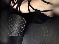 ticifeet ig tici stopala ticifeet pedal pumping predpremiero, black sandal