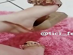 ticifeet IG tici boobs and vagina puzzy licking ticifeet my best moments - part 3 - videos 4 sale!