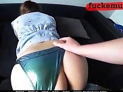 Hausgemachte Orgie mit Teen Girls