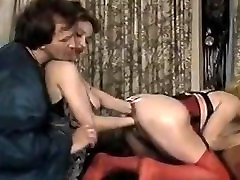 German step shared bed Fisted