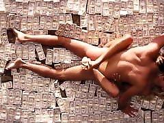Margot Robbie - xxx baal pari video Scene from The Wolf Of Wall Street