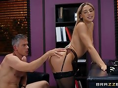Abella Danger & Mick Blue in madison ivy sexoholic To Suckseed In Business 2 - BRAZZERS