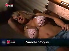 Rossane bom e Pamela vogue Lesbian