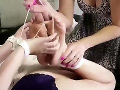 Lesbian amazing college girl Slaves Fetish Bondage