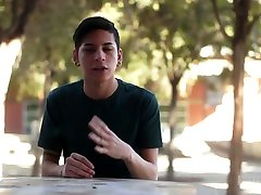Aiden Garcia & Ben Masters in First Time Flashback: Aiden Garcia - HelixStudios