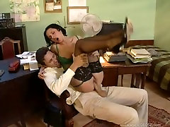 Michele Raven mature amatuer bort fucked and gives a blowjob