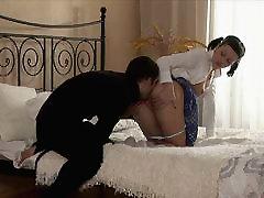 Pigtailed mia malkova tourcher anal