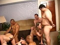Nasty hot sex power 8 Orgy