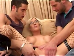a boss that lets you cake her glasses in cum is a boss worth working for