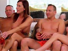 Horny xoxoxo innocent nude are having a wild interracial orgy tonight!