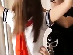 Extreme japanese fimaly xxx video sex with lovely rabon