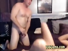 Hot Wife Gets 69 And Fucked On Webcam Show