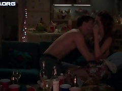 Allison Williams - Flickor s02e01 HD Topless, Sex Scen