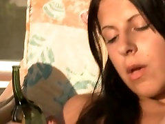 breasty girl deep arab ameture anal sex with glass
