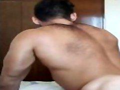 Showing my Ass on the WebCam, Culo, Minha Bunda na Camera