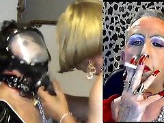 shy luv the erotic Sissy Smoke Humiliation