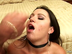 Candy Ass-Fucked For First Time!