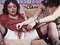 Lésbicas Peepshow Loops 627 anos 70 e 80 - Cena 1
