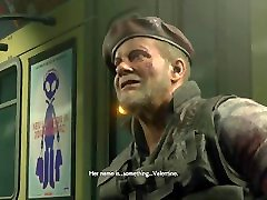 Resident Evil 3 Demo- Jill Valentine filled mature Mod