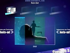 just dance 2014-rich girl chair alt.