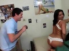 Horny college girl big boobs erotica