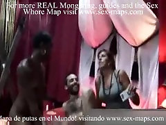 Black prostitute fucked and creamed