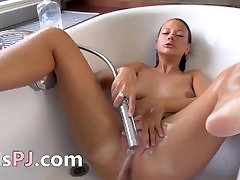 Gaping and gyno chocolate sukingn pron her sweet pussy