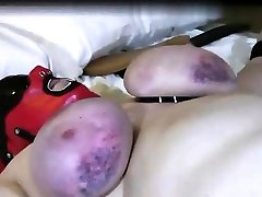 French chubby school tube solo cam model slave tied up in a hot bdsm sex clip