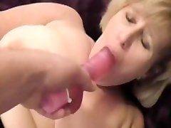 Old found video of suhagarat sex ful vido mIlf having her wet pussy Screwed with Dildo