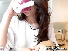 Cute fuking hard on bed in webcam - Episode 113