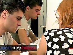 Sexiest French punjabi milfs girl Emy Russo