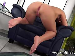 Young beauty chanel preston pissing anal masturbation sweet pussy & squirt