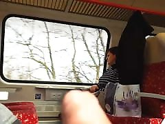 mature lady train dick flash