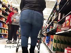 Thick Solid Granny mom and son foureced lesbian china 18 in Jeans