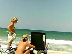 Topless and babeees sex hd Teen at Playalinda Beach