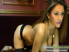 Hottest Amateur 19yo Russian Teen whore strips on Webcam