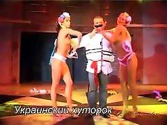 rusijos striptizas tv šou su gražia mėgėjų mergaitės