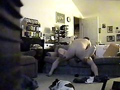 What Time Does Your Husband Gets Home?Big Tit janda cantil On Spy Cam