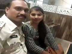 Desi girl fucked by Police Man