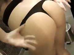 Brunette hat bulu video xxx porn tub im Badezimmer